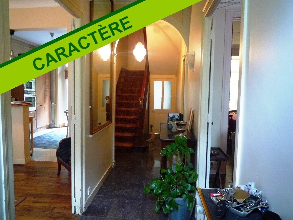 immobilier rennes maison t6 vendre les quais. Black Bedroom Furniture Sets. Home Design Ideas