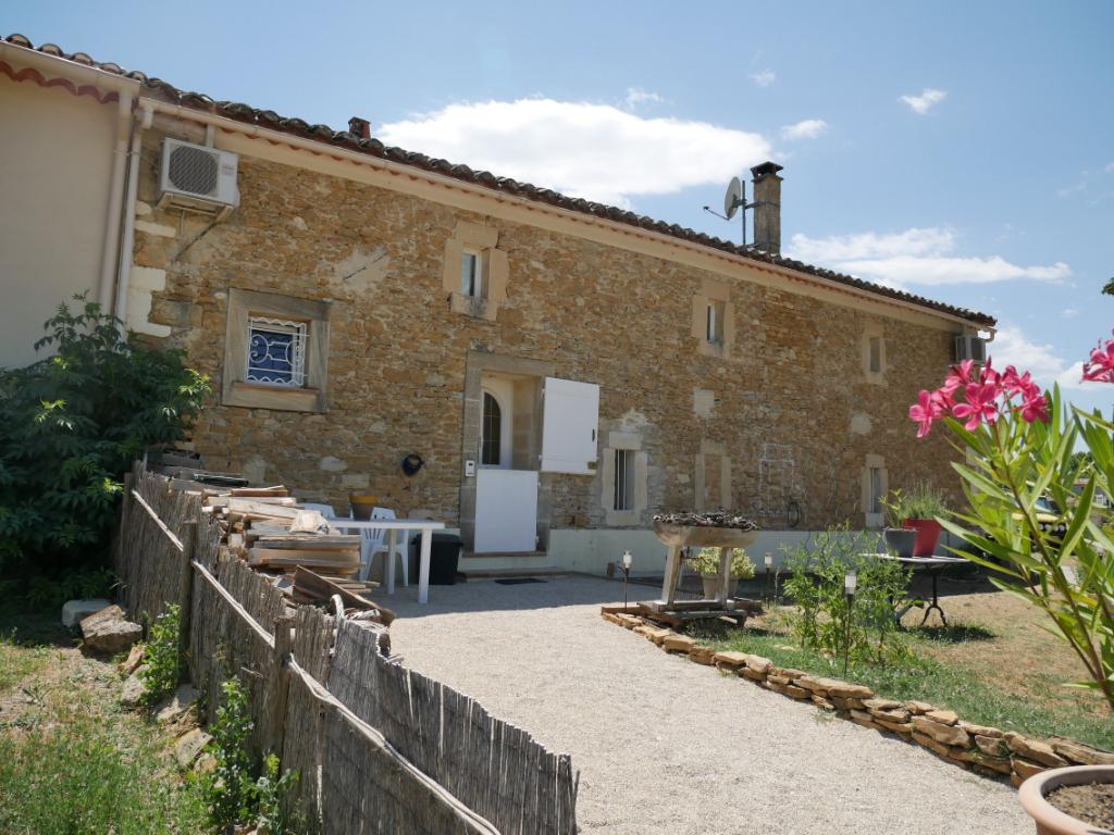 Maison Sabran 4 pièce(s) 98.47 m2 à vendre
