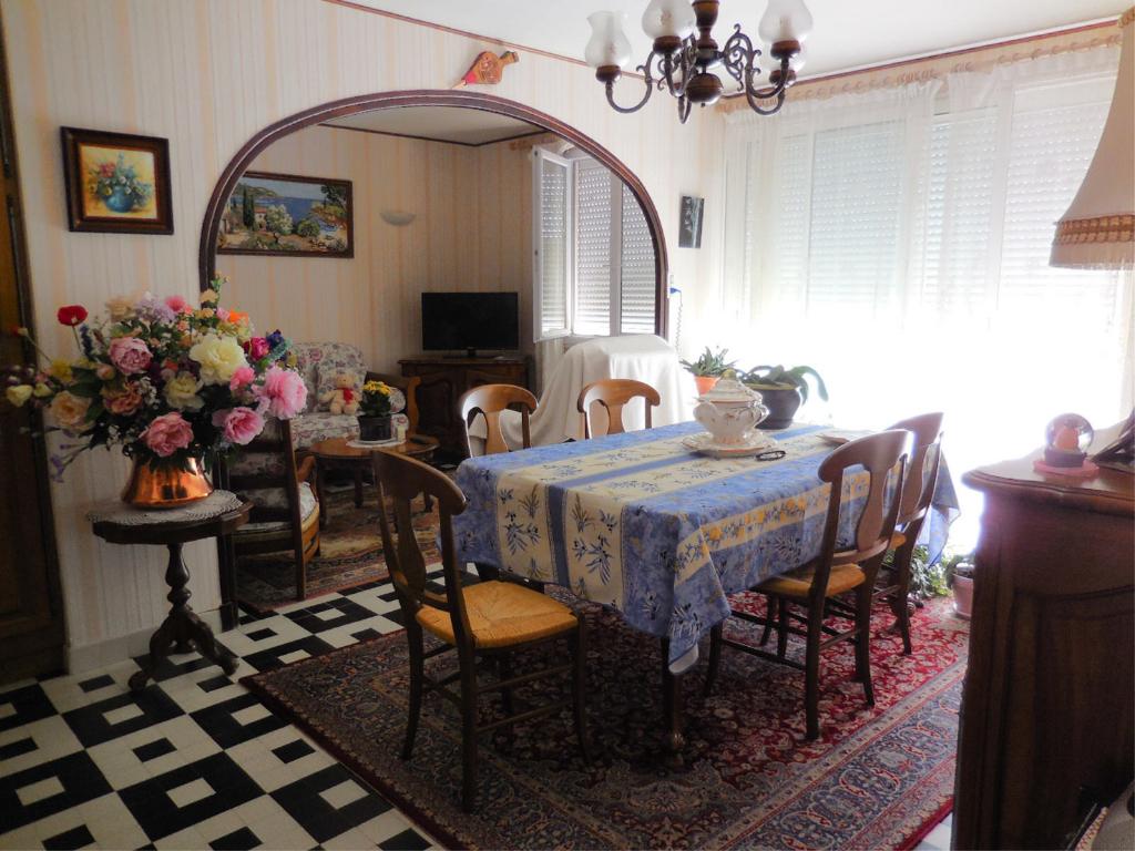 Appartement Bagnols Sur Cèze 4 pièces 66 m² à vendre