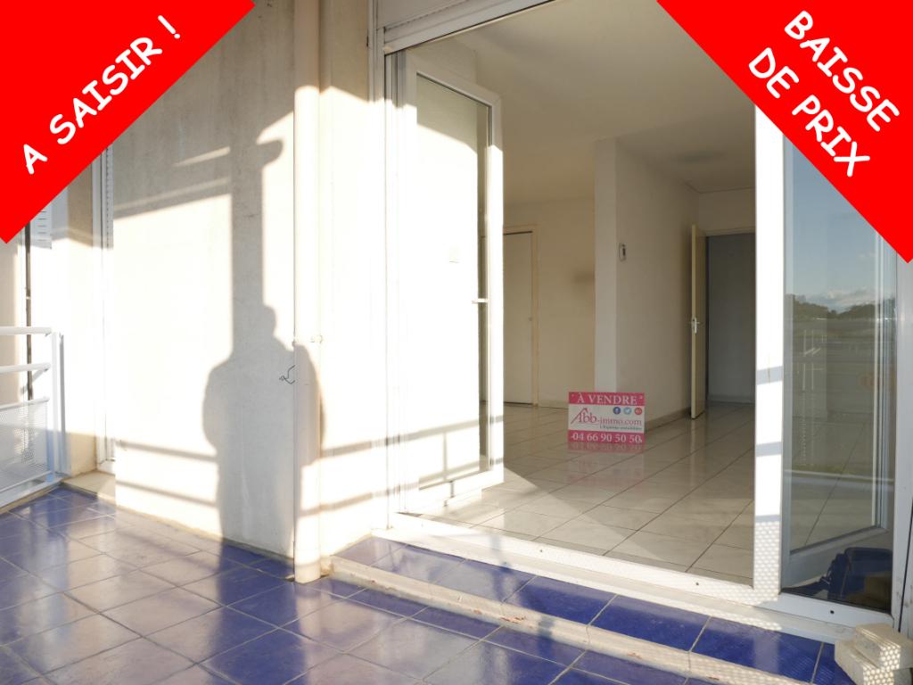 A saisir appartement terrasse 5 pièces proche commodités à Bagnols Sur Cèze 78 m2 à vendre