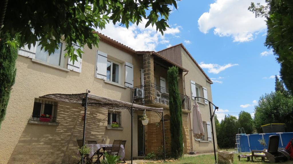 Villa 6 chambres Laudun L'Ardoise 8 pièces 186 m2 A vendre