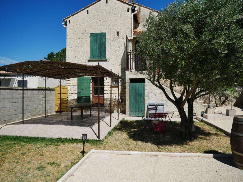 Maison St Victor La Coste 3 pièces de 79 m² à vendre