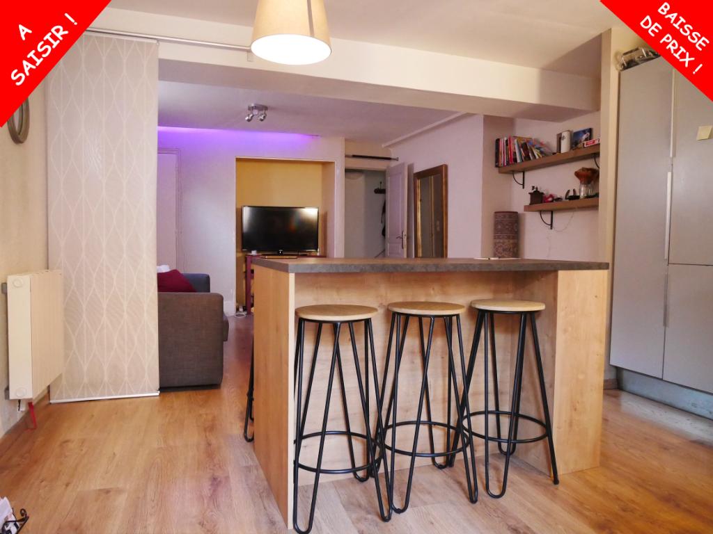 Premier achat ou investisseur Appartement  2 pièces terrasse de 42 M²