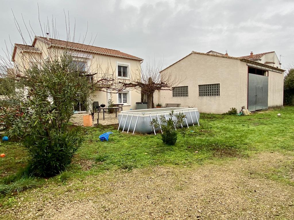 Maison Bagnols Sur Cèze 4 pièces 92.23 m² à vendre