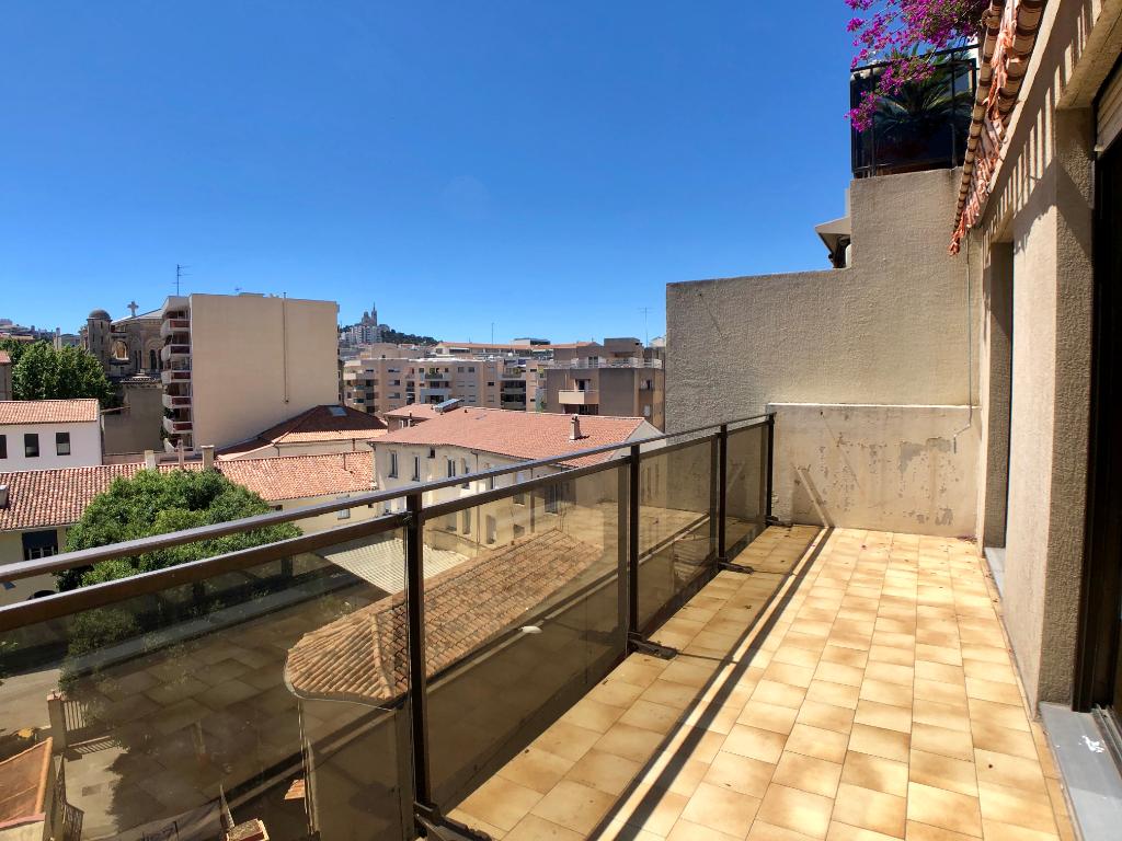 Beau T3 avec grande terrasse