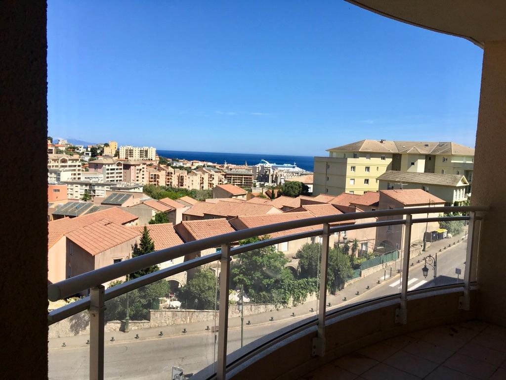 Bastia Fango Location Appartement  4 pièces - Terrasse - Vue mer