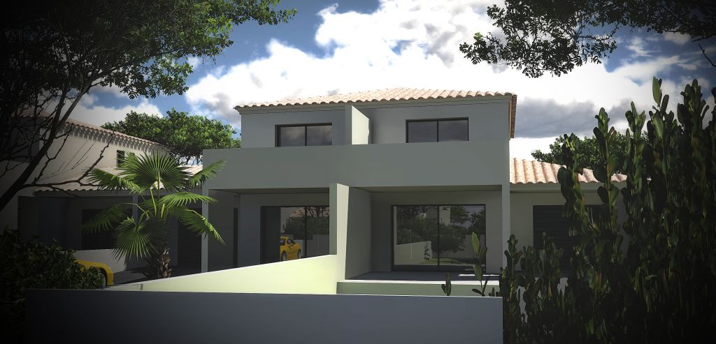 Programme neuf Lucciana - Maison T3 avec garage - RT2012