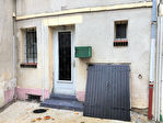 Maison de ville a Saint Florentin  de 53 m² 3 pieces 2 chambres