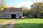 Foret d'Othe Belle longère sur terrain de 8 720 m²