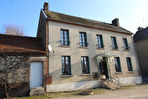 Maison de village de 155m2 à Chailley sur 1758 m2 de jardin