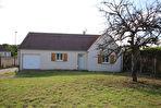 Maison Villechetive  5 pièce(s) 80 m2 sur 731 m2 de jardin