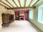 Maison de village à Neuvy Sautour  8 pièces dont 6 chambres terrain de 470 m2