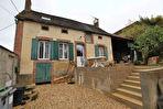 Maison de village de 70 m²  a Bellechaume 3 pieces 2 chambres sur un terrain de 440m²
