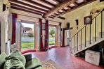 Demeure de prestige a  Boeurs En Othe de  203 m²  et terrain de 4150 m²