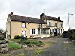 Maison de village a Pontigny  de 146 m2 composée de deux habitations sur un terrain de 894 m2