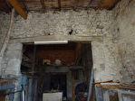 Moissat, maison  de village avec grange attenante