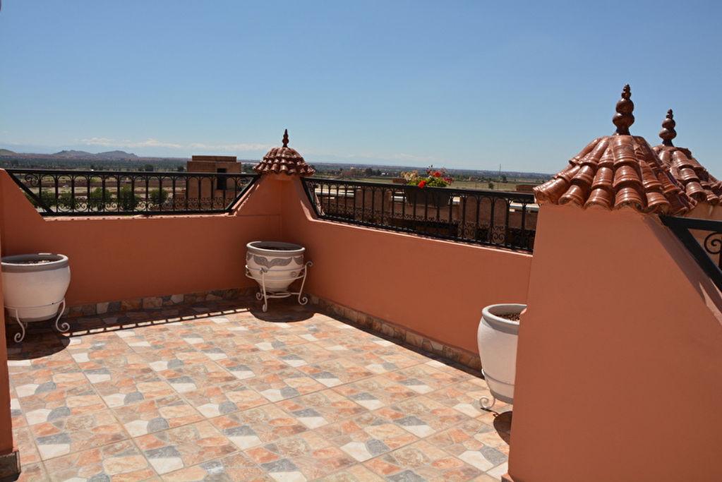 Achat villa marrakech immobilier marrakech for Achat maison marrakech