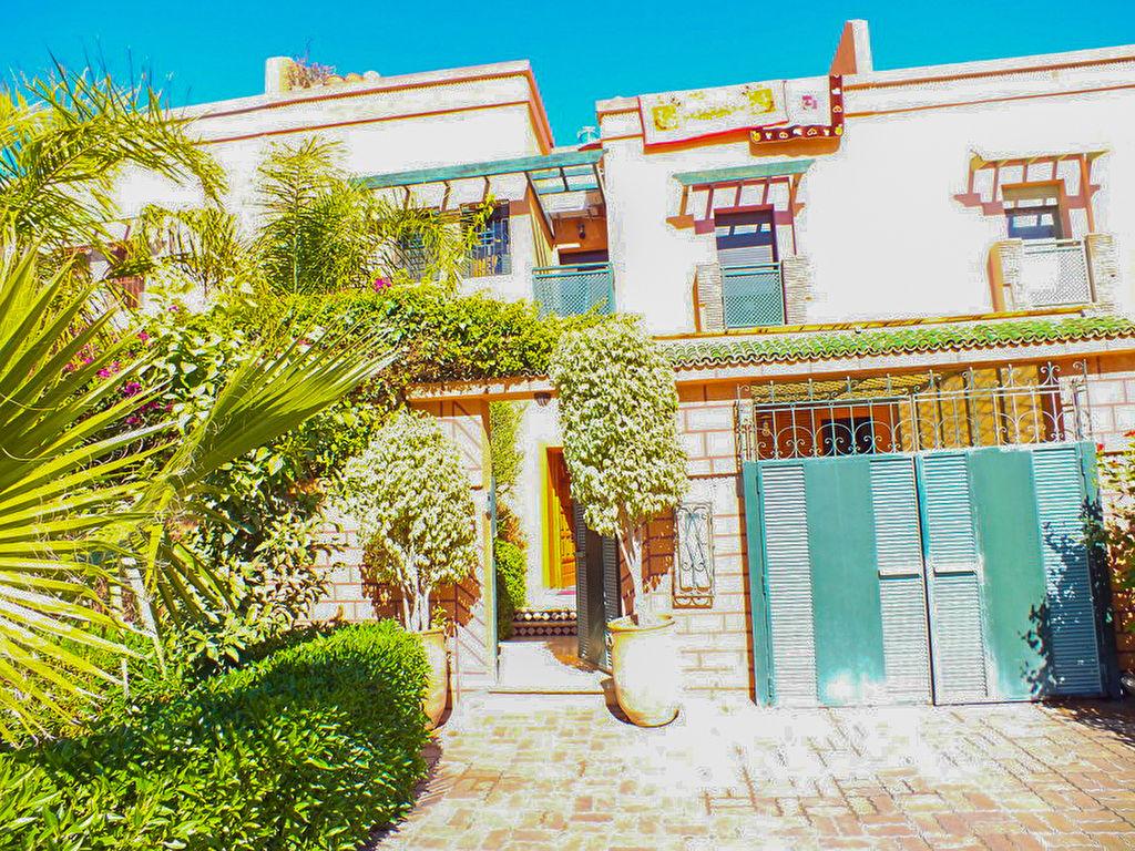 Achat villa targa immobilier marrakech for Achat maison marrakech