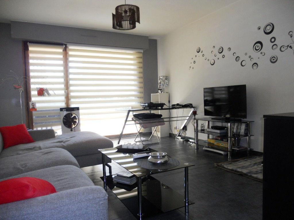 Appartement 3 pièces 2 chambres 69 m²  parking à vendre à METZ Vallières