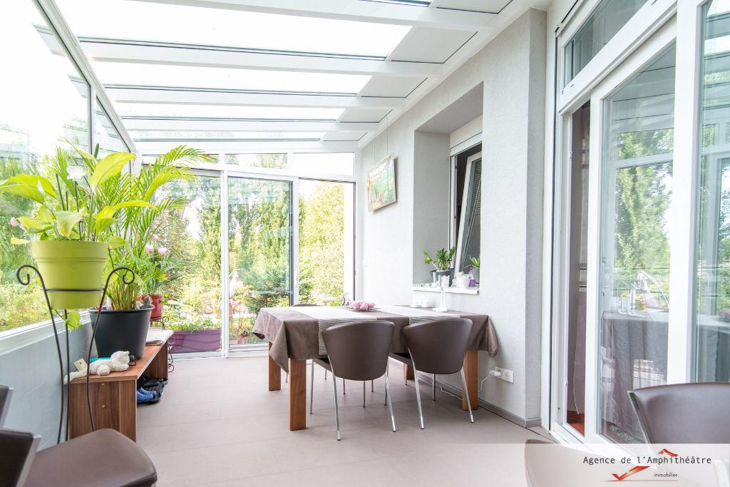 RARE ! Appartement 4 pièces 75 m² garage jardin à Vendre à MONTIGNY-LES-METZ
