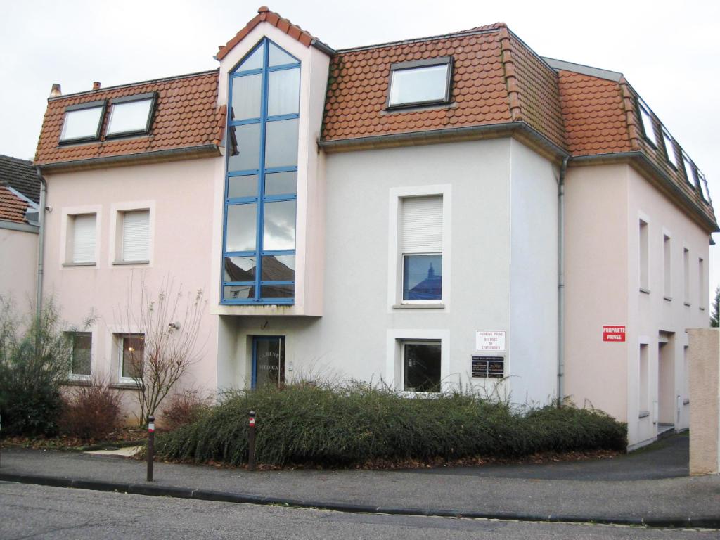 Appartement 5 pièces de 95m² avec garage et place de parking à vendre à METZ QUEULEU