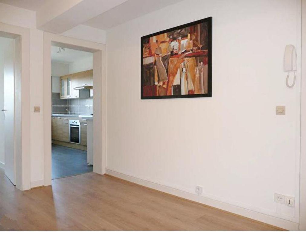 En dernier étage, appartement 2 pièces 40 m² avec parking privatif à Vendre à MONTIGNY Lès Metz