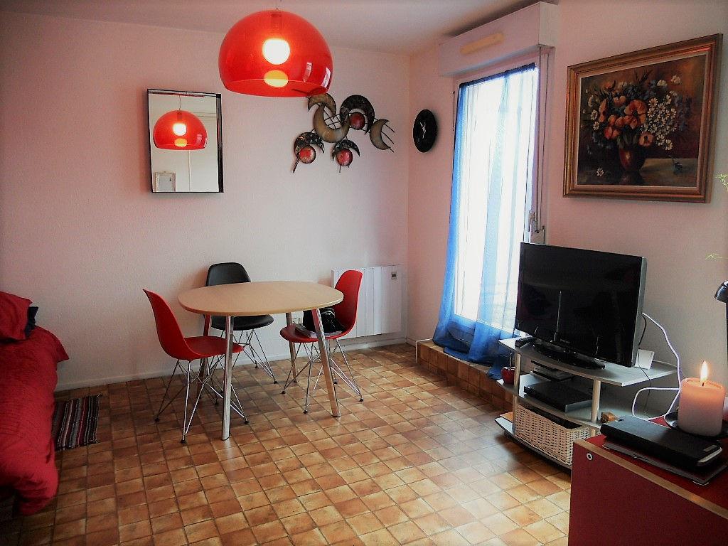 Appartement F1 Bis 30 m² en dernier étage Terrasse Box en sous-sol à vendre à METZ Sablon