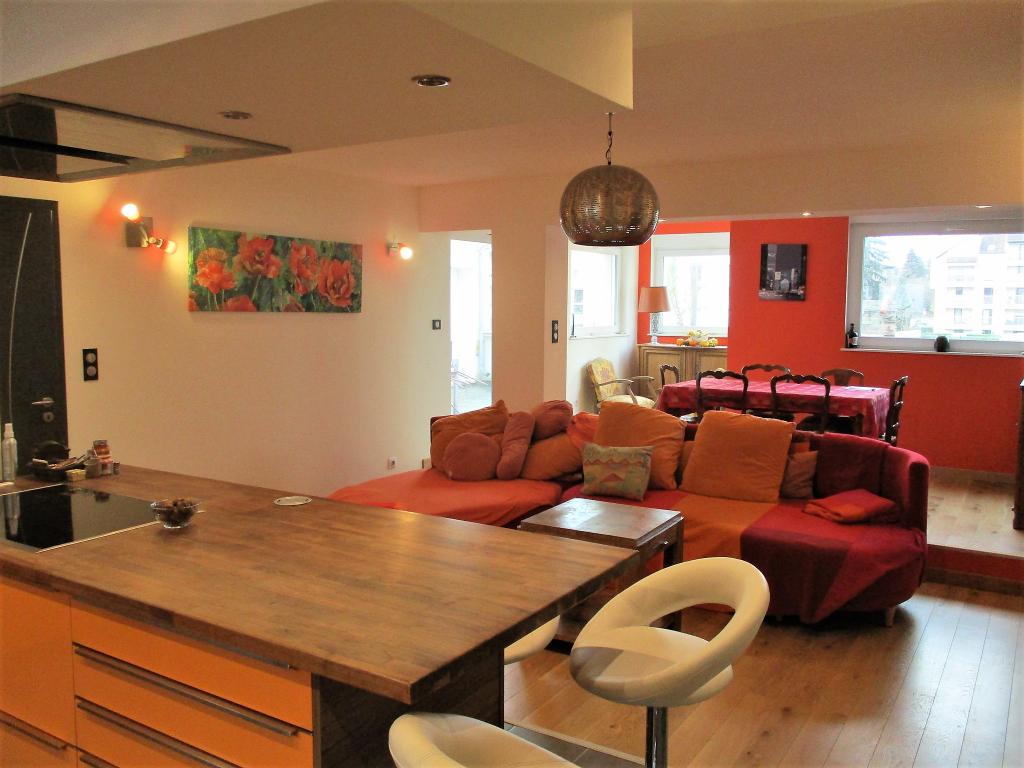 Appartement 6 pièces 120 m² terrasse 55 m² à vendre à METZ SABLON