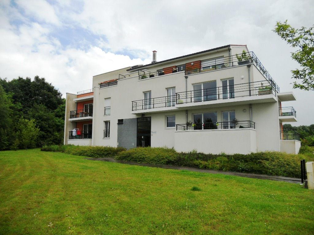 Appartement 2 pièces de 48 m² avec terrasse et grand box à vendre à METZ