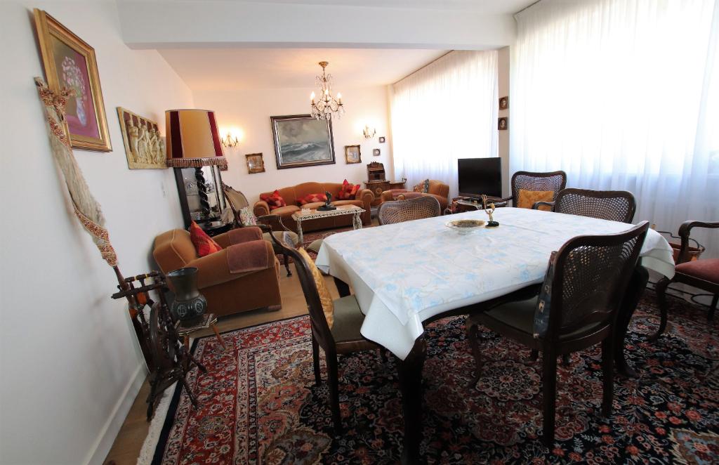 Appartement 5 pièces 3 chambres terrasse garage 101 m² à vendre à METZ Sablon