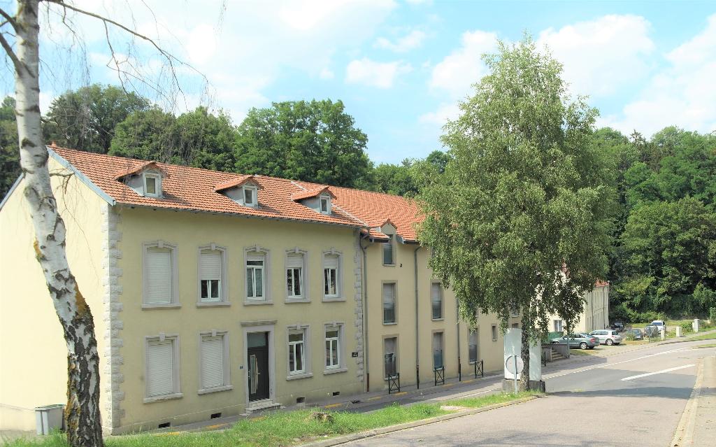IMMEUBLE de 4 logements à vendre à SAINT-AVOLD