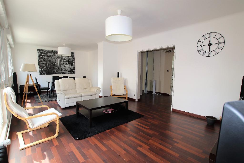 Appartement 4 pièces 92 m² 2 chambres garage à vendre à METZ Sablon