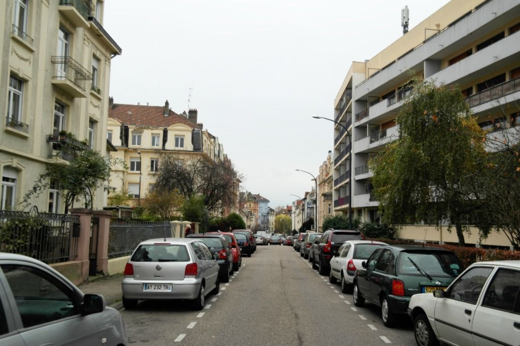 Appartement 3 pièces 63 m² - 2 chambres balcon à vendre à METZ Sablon