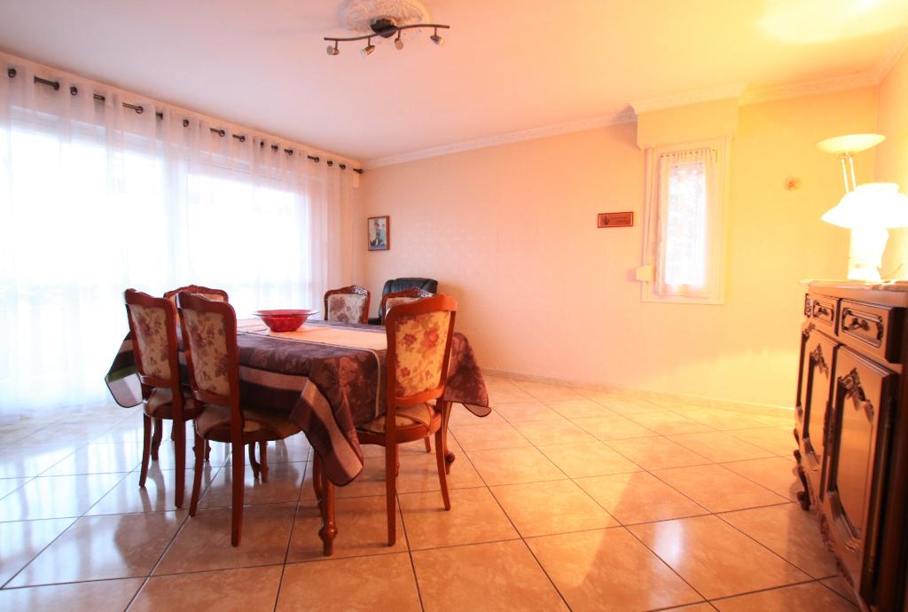 Appartement 3 pièces 80m² 2 chambres terrasse à vendre à METZ DLP