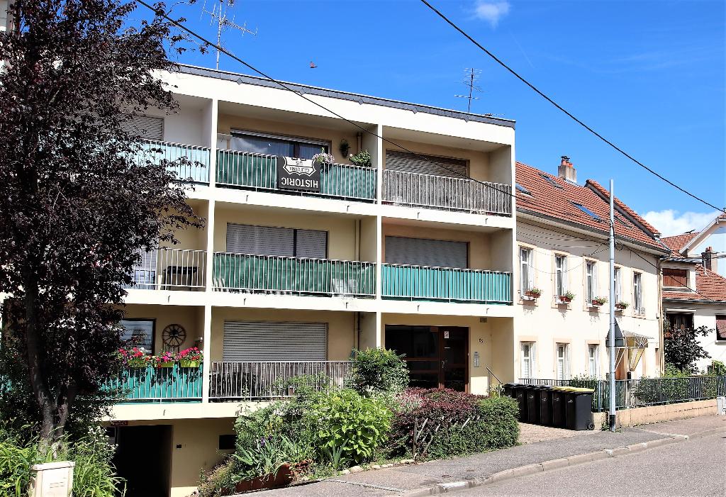 Appartement 1 pièce 25,24 m² cave à louer à MONTIGNY Lès Metz