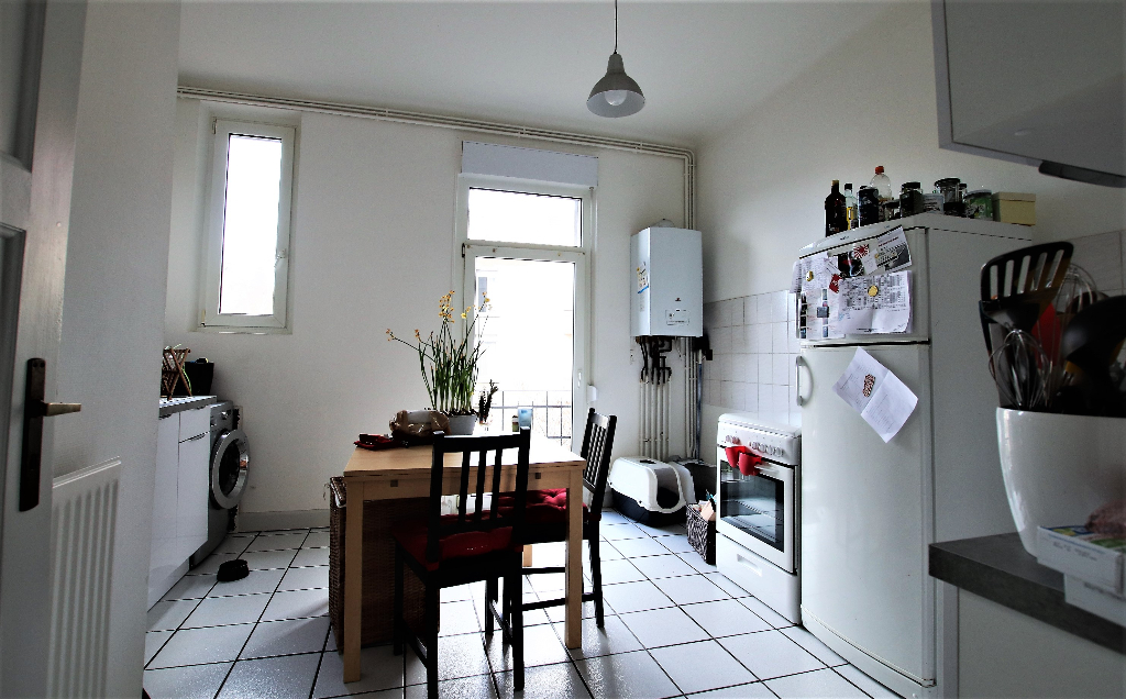 Appartement 2 pièces 45 m² 1 chambre Balcons à louer à METZ Sablon