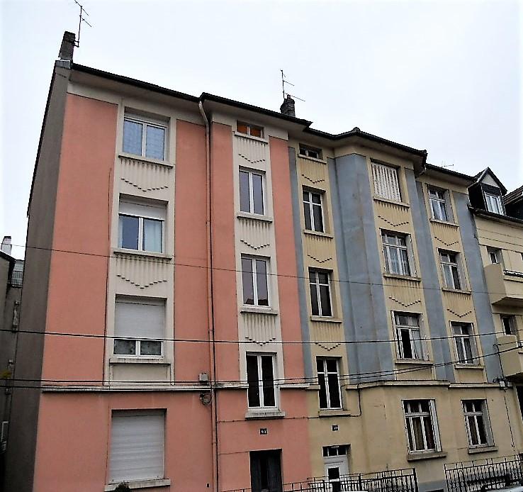 Appartement 2 pièces 50 m² balcon à louer à METZ Sainte Thérèse