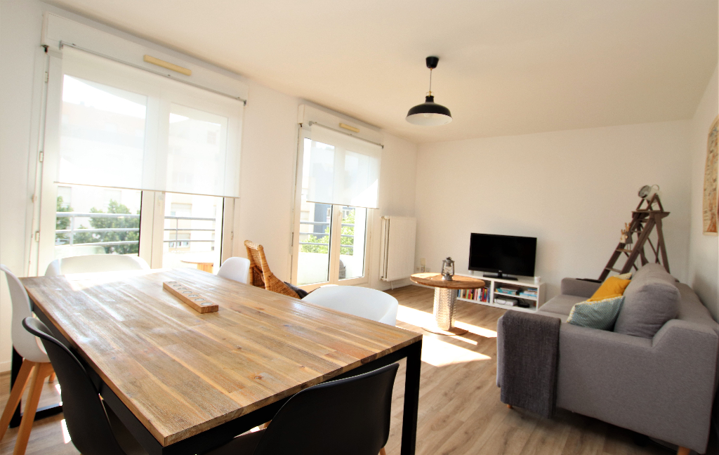 Appartement meublé 3 pièces 75 m² 2 chambres à louer à METZ Sablon