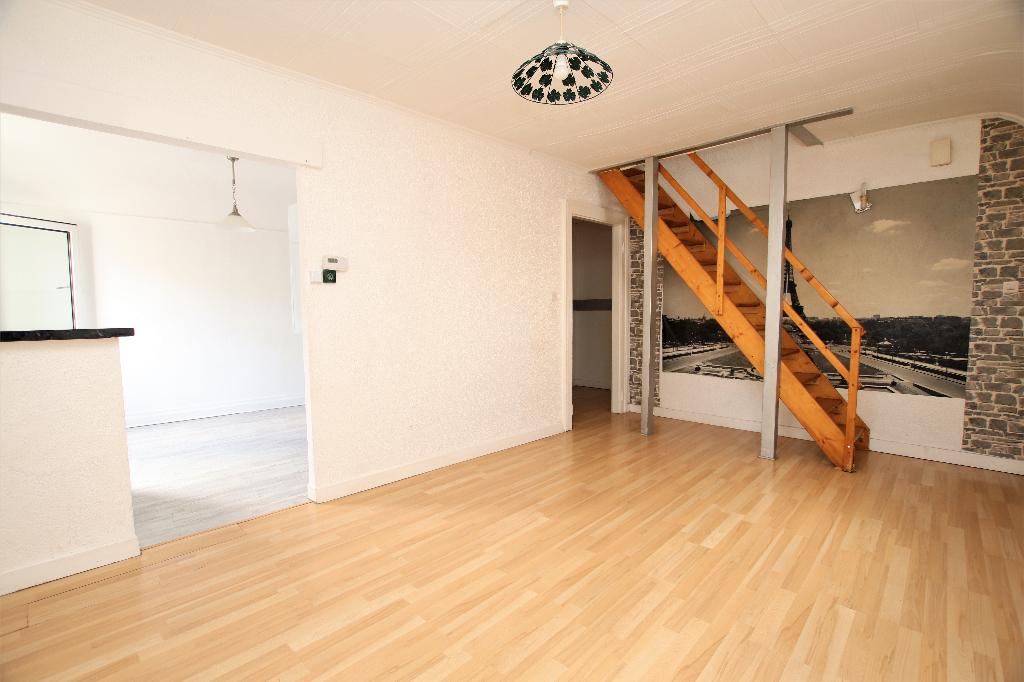 Appartement 2 pièces 44 m² (55 m² au sol) terrasse 1 chambre à louer à MO?NTIGNY-Lès-Metz