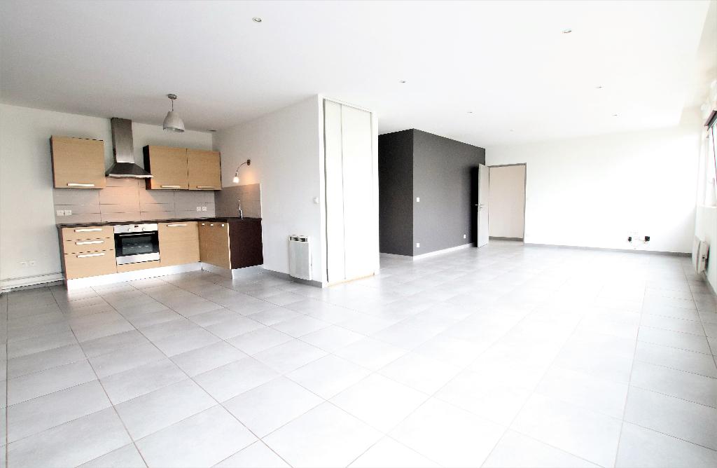 Appartement Longeville Les Metz 4 pièces 98 m² 2 chambres 2 stationnements à louer à LONGEVILLE Saint Symphorien