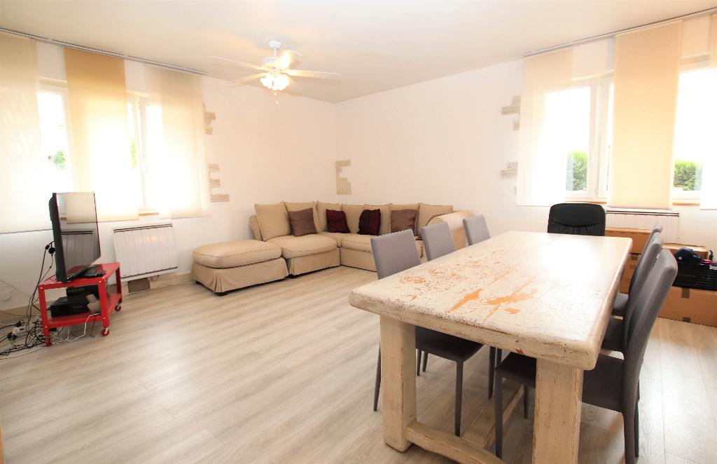 Appartement 3 pièces 61 m² cave et parking à vendre à METZ Plantières