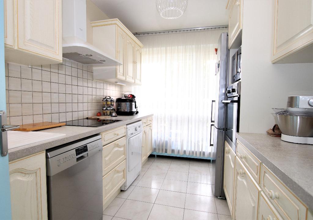 Appartement 4 pièces 89 m² 2 chambres garage double à vendre à METZ Vallières