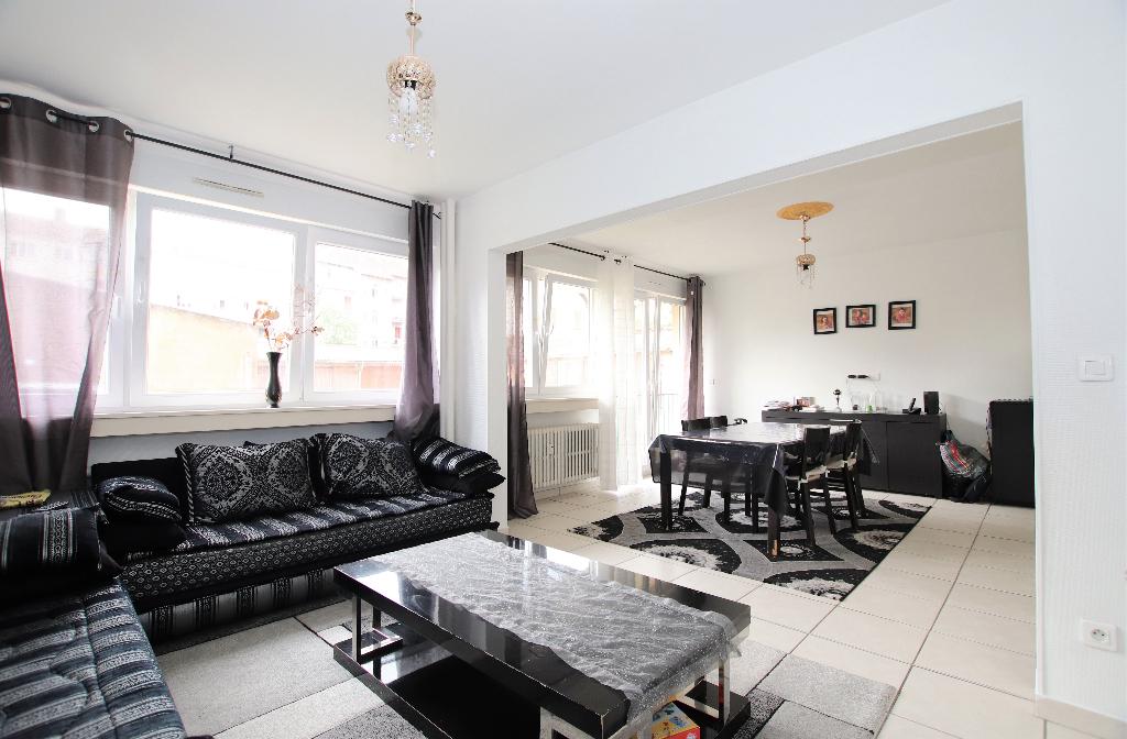 Appartement 5 pièces 90 m² 3 chambres à vendre à METZ SABLON, proche gare