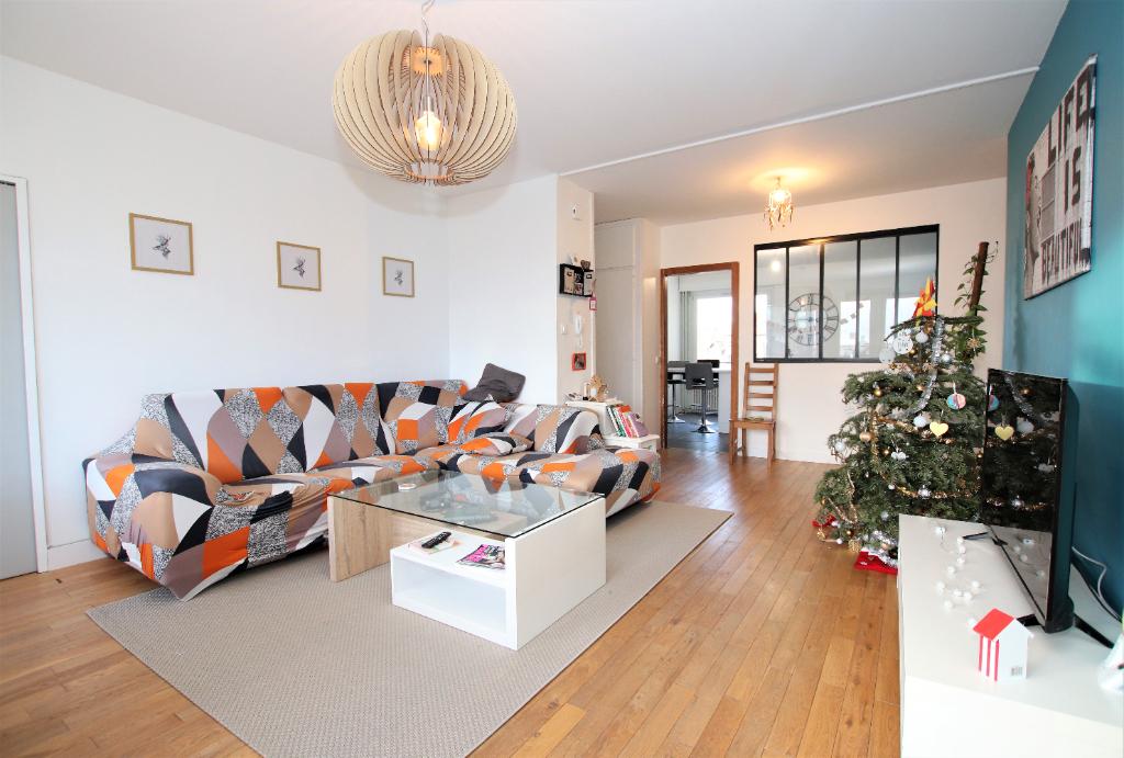 Appartement 6 pièces 128 m² 4 chambres 2 Balcons à vendre à METZ Sainte THERESE