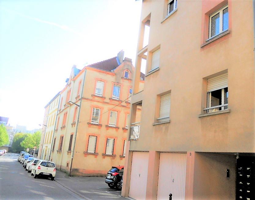 Appartement 2 pièces de 42.52 m² avec balcon et place de parking privée à louer à METZ SABLON