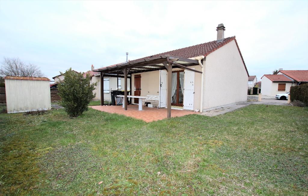 Maison 4 pièces 75 m² 2 chambres jardin garage à vendre à METZ MAGNY
