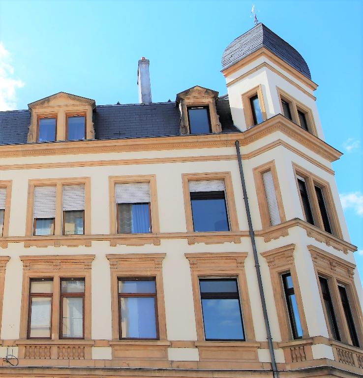 Appartement 4 pièces 79 m² place de parking et cave à vendre Metz SABLON