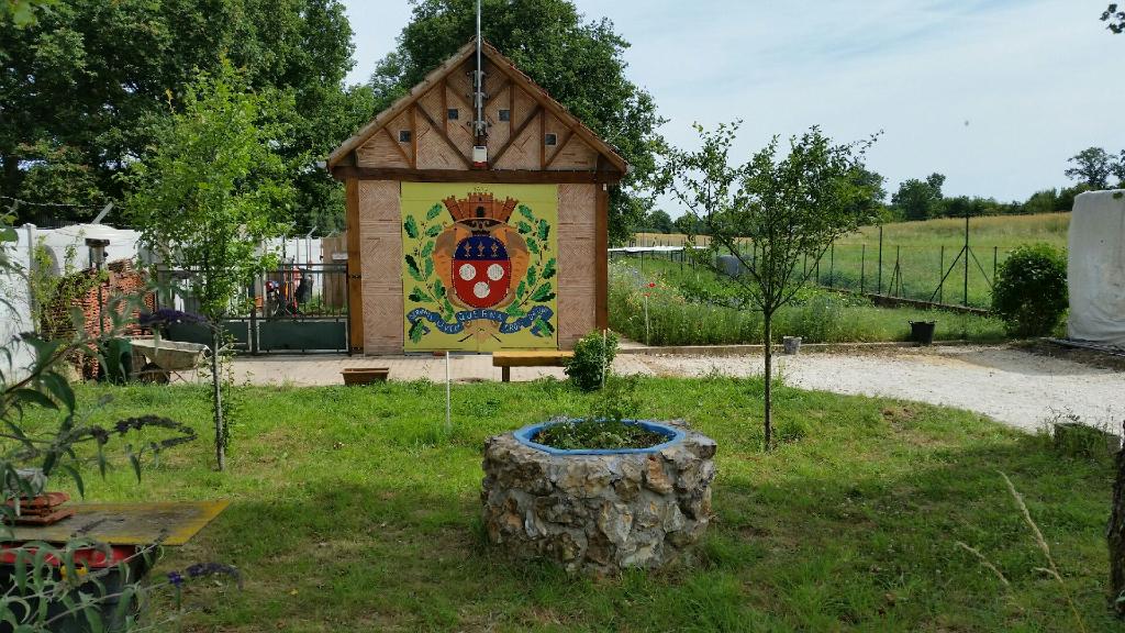 Terrain de loisirs Fontenay Sur Eure