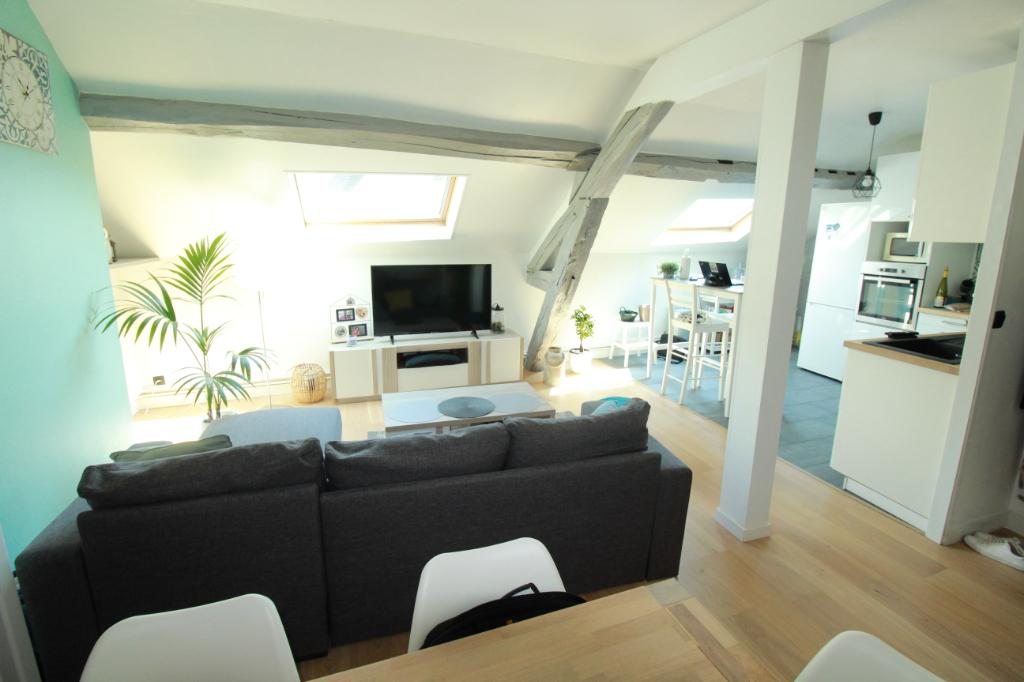 Appartement T2 Chartres cathédrale 51 m²