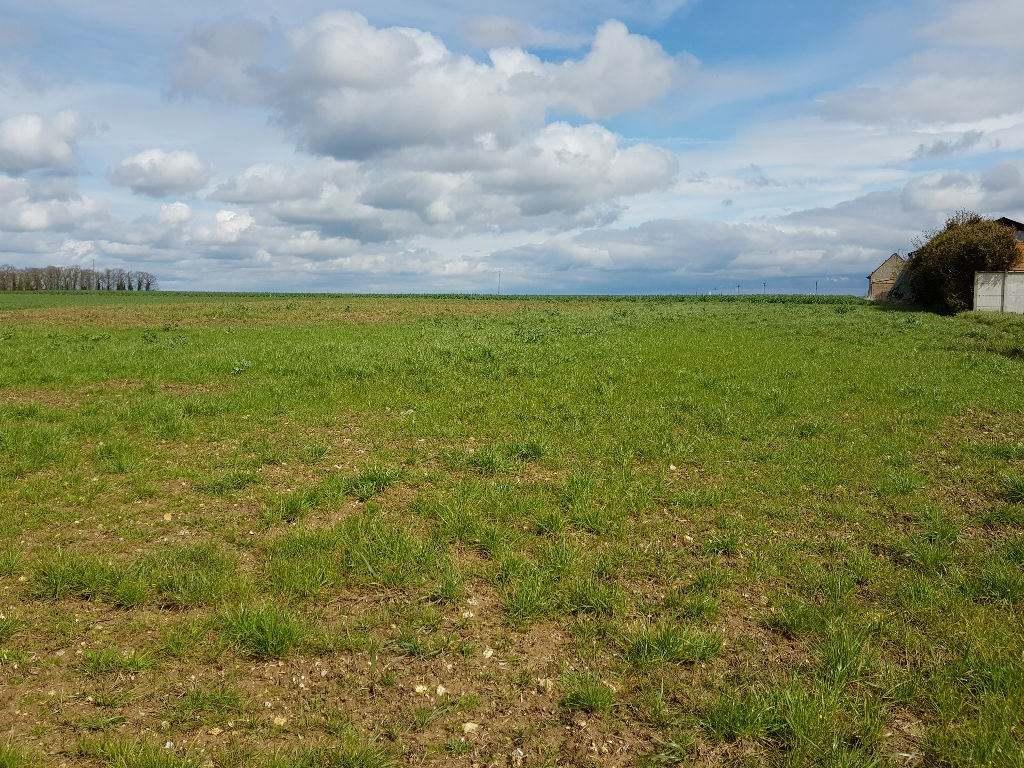Terrain proche Nogent le Roi 1365 m²